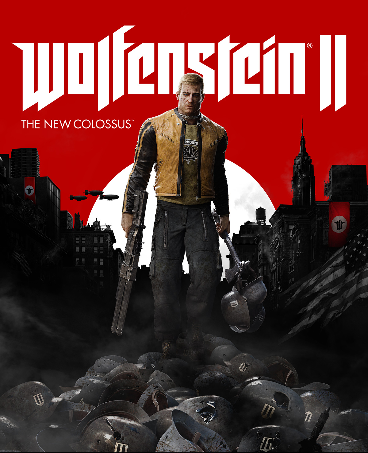 Wolfenstein II: The New Colossus + BONUS STEAM key