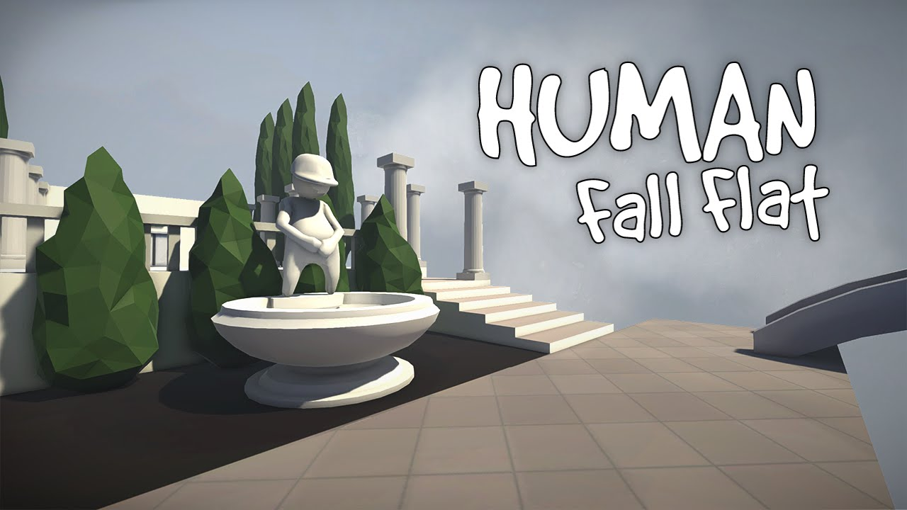 Human: Fall Flat  STEAM/ Region Free/Ru wholesale price