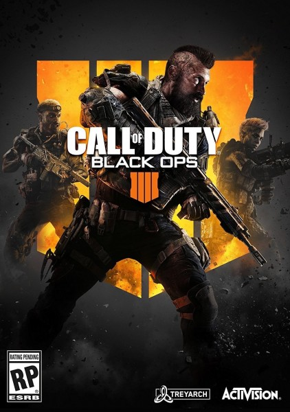 Call of Duty: Black Ops 4 Pre-oreder