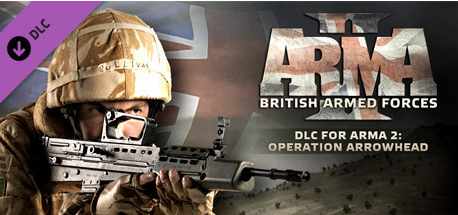 Arma 2: British Armed Forces STEAM KEY REGION FREEDLC