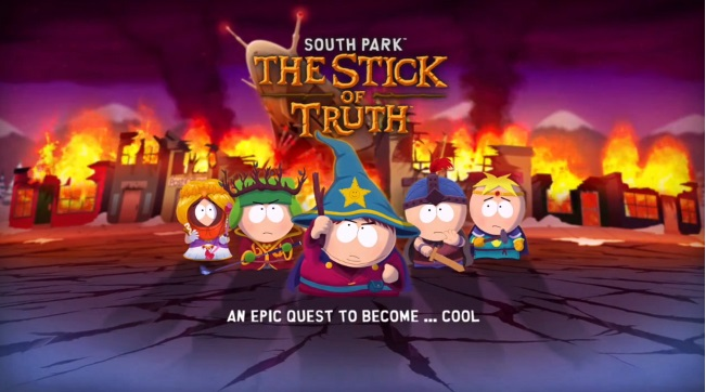 South Park: Stick of Truth ПАЛКА ИСТИНЫ Steam key Ru