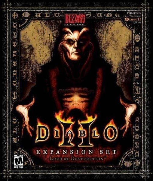 Diablo II 2 Lord of Destruction region free