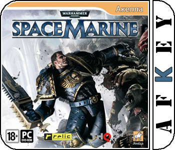 Warhammer 40k: Space Marine - Steam