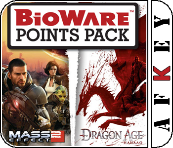 BioWare Points Pack 1600 Баллов | EA