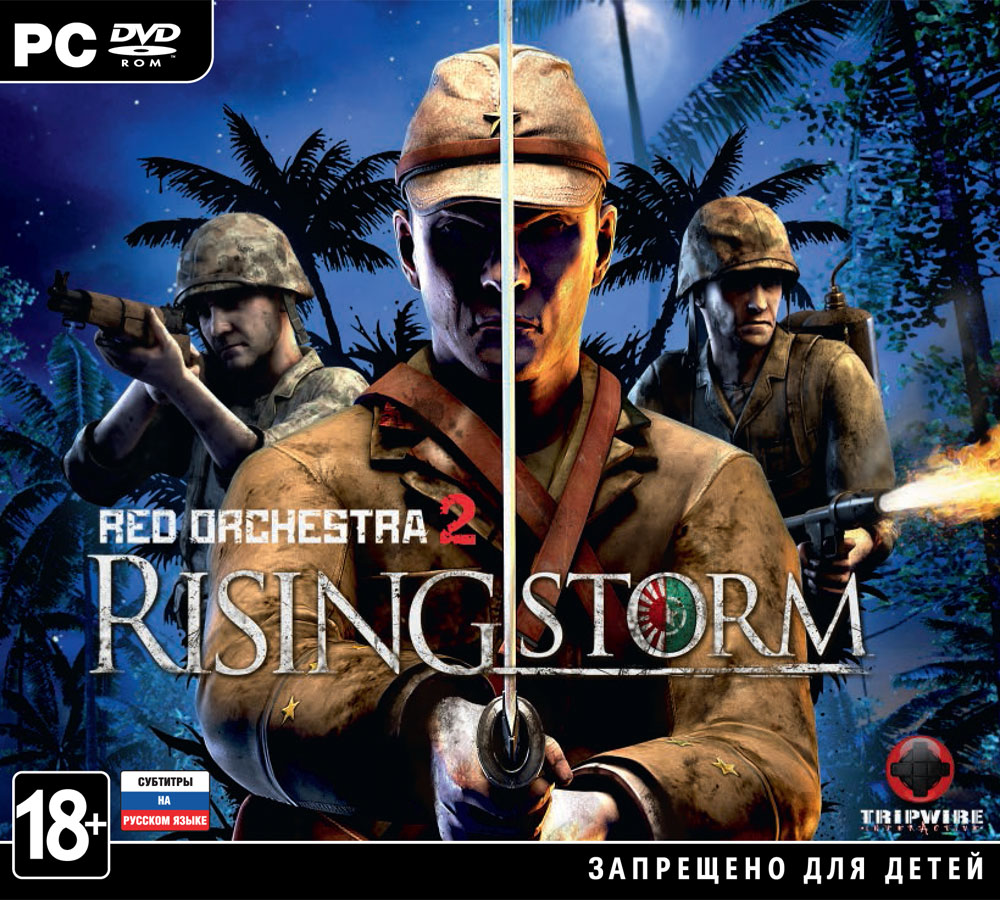 Red Orchestra 2: Rising Storm - Steam