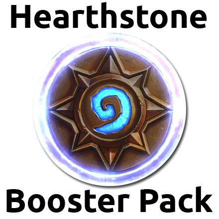 Hearthstone Booster Pack | Набор карт эксперта