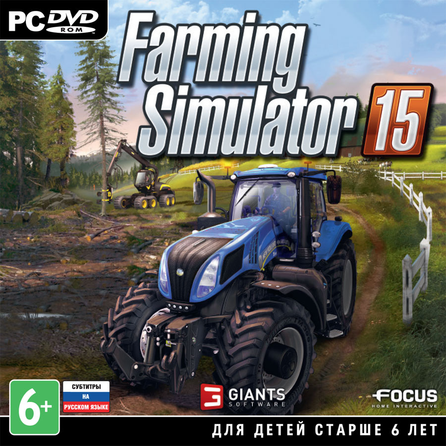 Farming Simulator 2015 - Steam
