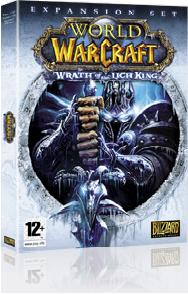 WORLD OF WARCRAFT LICH KING (Русская версия) СКАН