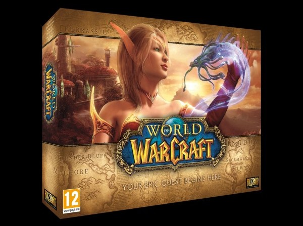 World of Warcraft - Battle chest + 30 days EURO/RU