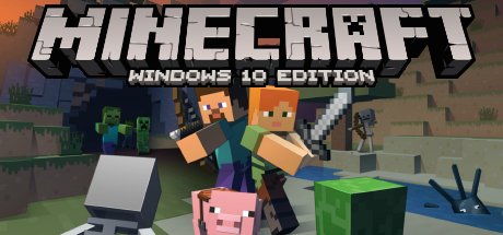 Minecraft: Windows 10 Edition key (Region free)