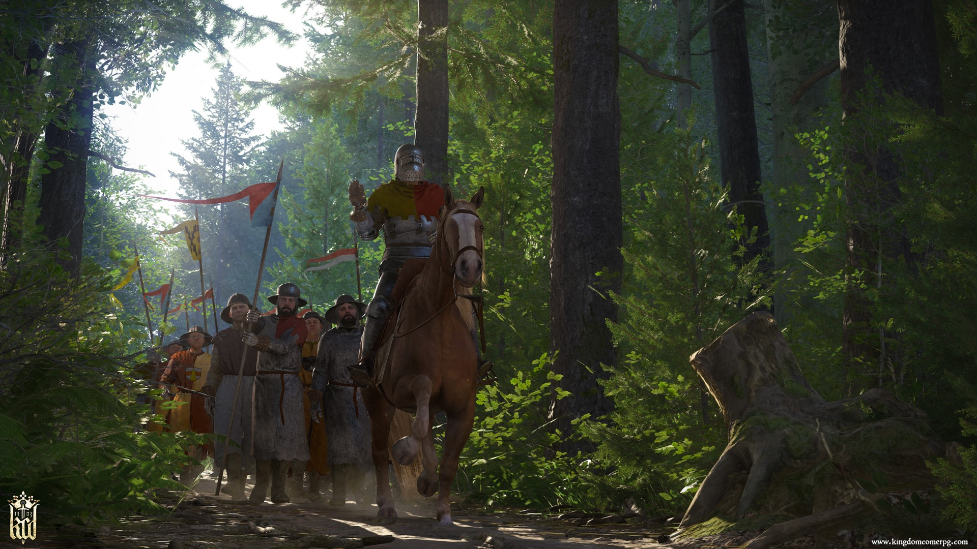 Kingdom Come: Deliverance (Steam key) RU CIS + GIFT