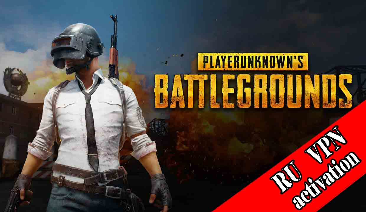 PLAYERUNKNOWN´S BATTLEGROUNDS (Steam key) RU VPN