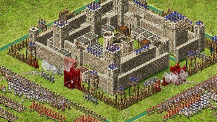 Stronghold Kingdoms (Jewel case edition) Steam