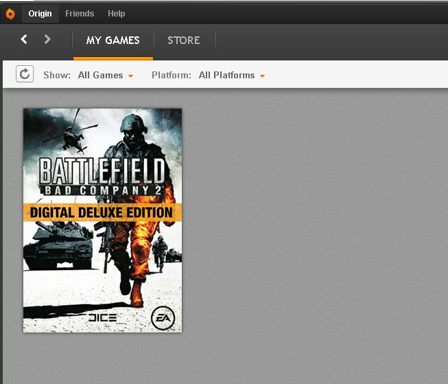 Battlefield - Bad Company 2 Digital deluxe (Account)