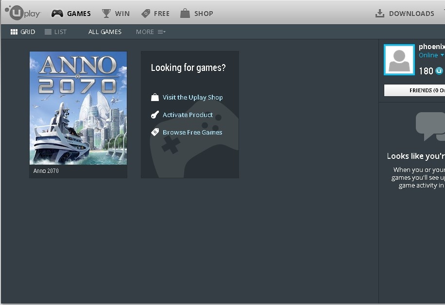 Anno 2070 (Uplay account) Region free