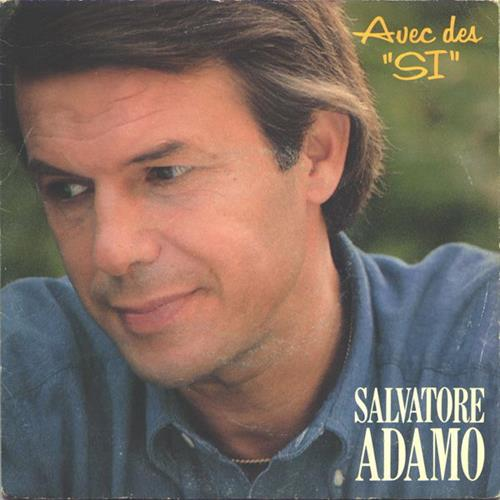 Ноты для гитары! Salvatore Adamo – Tombe La Neige