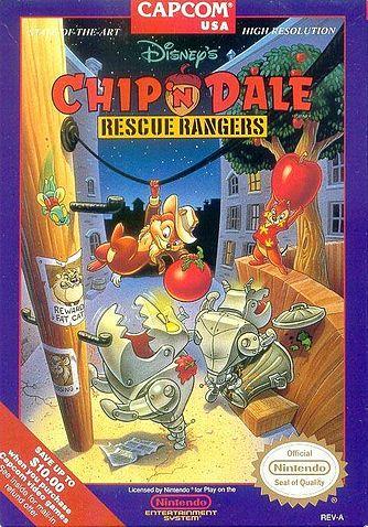 Chip n Dale Rescue Rangers (PDF табы для гитары)