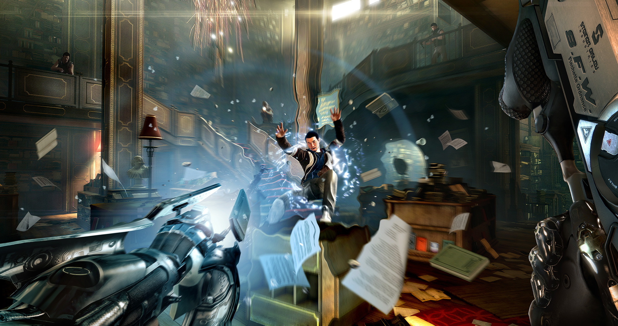 Deus Ex: Mankind Divided (CD-Key) + DLC Day One Edition