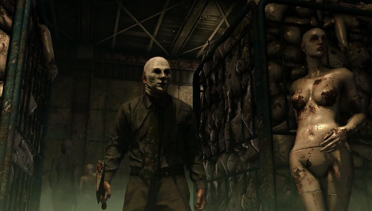 The evil within + the consequence [update 4 + dlcs] (2015) rus.