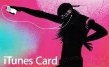 iTunes Gift Card (Russia) 2500 rubles.