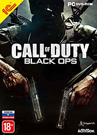Call Of Duty: Black Ops. ОФФ.ключ от 1C. СКАН + СКИДКИ