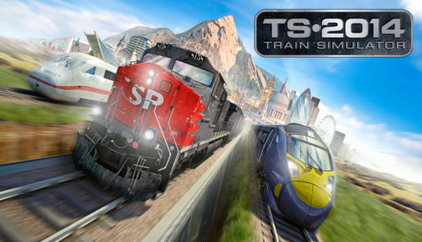 Train Simulator 2014 (Steam Aккаунт)