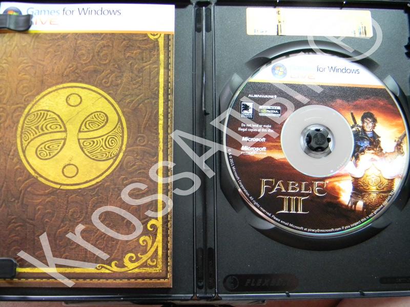Купить ограниченное коллекционное издание игры Fable 3 для консоли Xbox 360