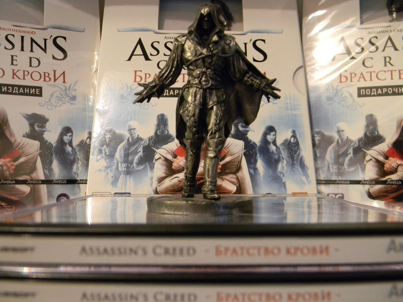 Assassins Creed: Brotherhood Brotherhood of Blood + GIFT