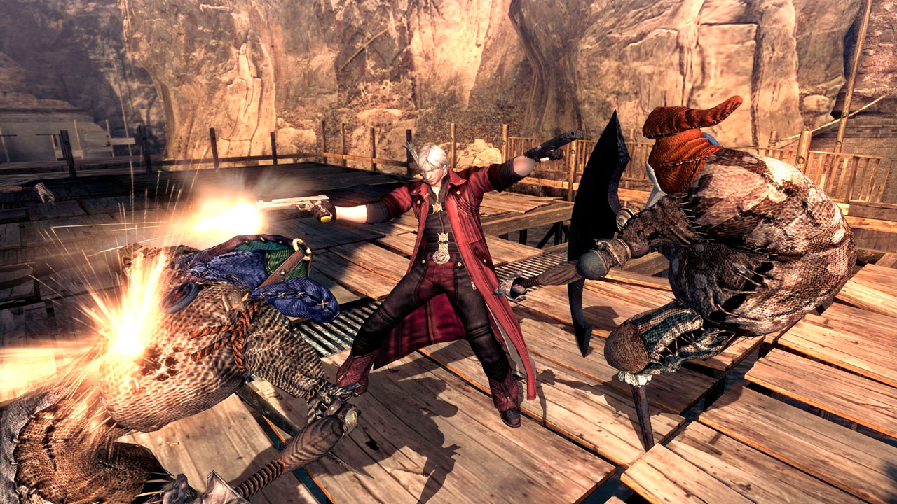 Devil May Cry 4: Special Ed. (Steam/RU&CIS/Multi)