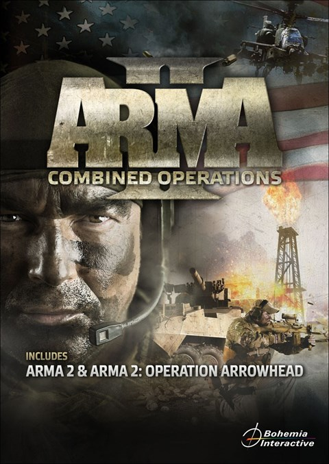 ARMA 2 II Combined Operations(Steam Gift/RU&CIS)