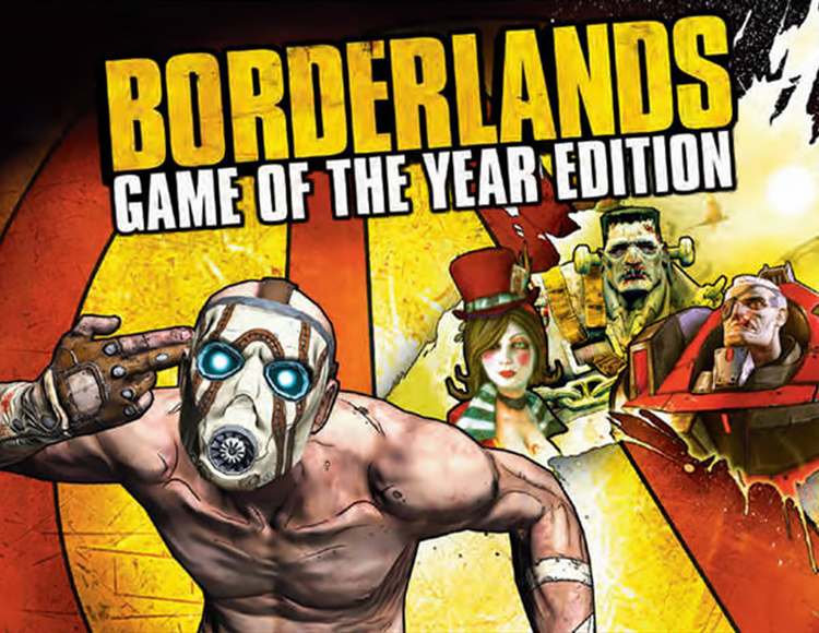 Borderlands: Game of the Year Edition (Steam KEY/RU)
