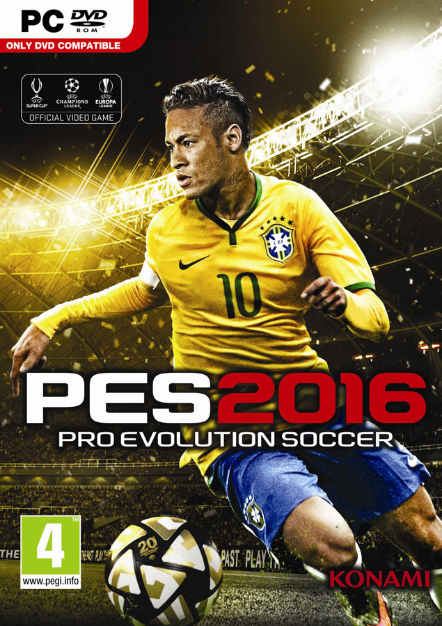 Pro Evolution Soccer 2016 PES 2016 (Steam KEY)