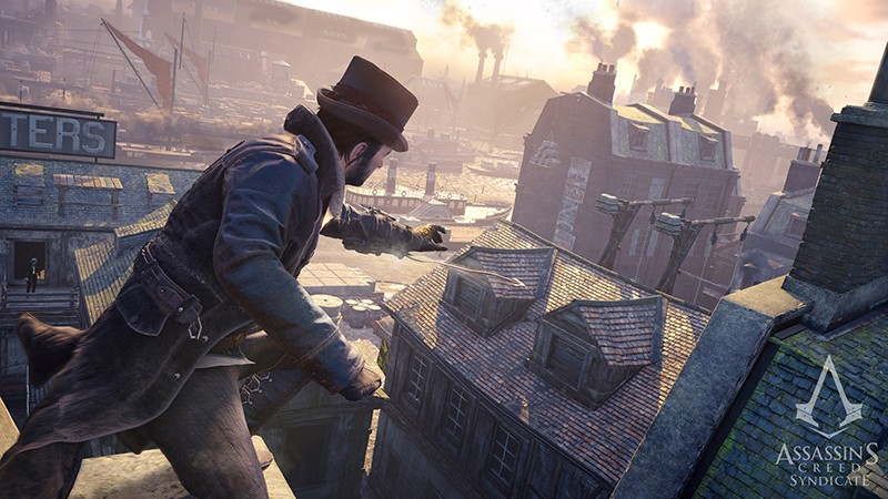 Assassins Creed: Syndicate Roofs Edition