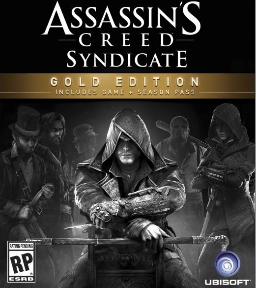Assassins Creed Syndicate/СИНДИКАТ GOLD Ed.+S.Pass +DLC