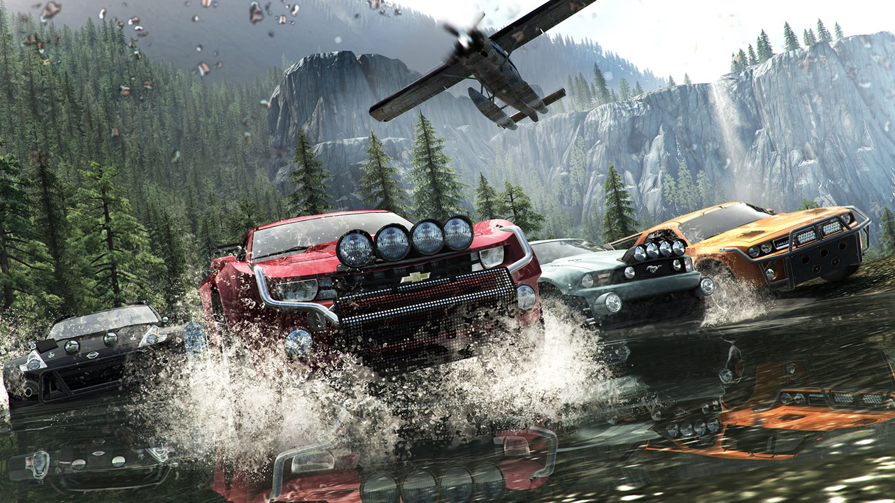The Crew. Wild Run (Uplay) +The Crew +ПОДАРКИ и СКИДКИ