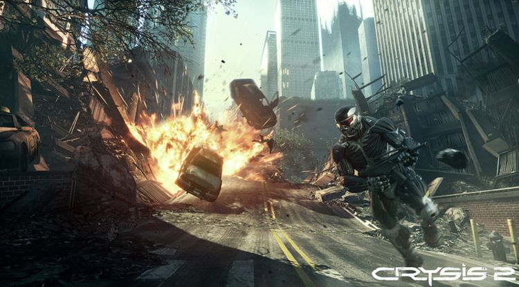 Crysis 2 Maximum Edition (Region Free/Multilang)
