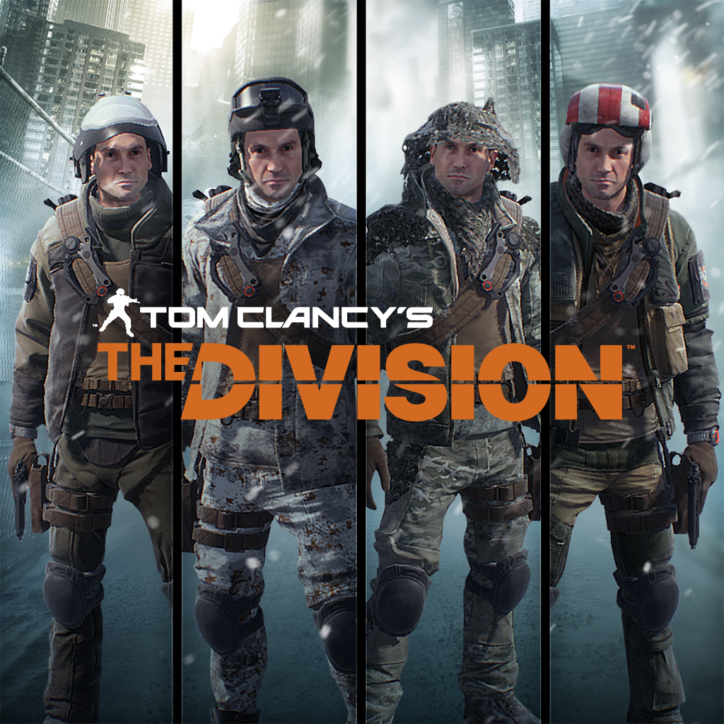 Tom Clancys The Division DLC:Military Outfit(Uplay)