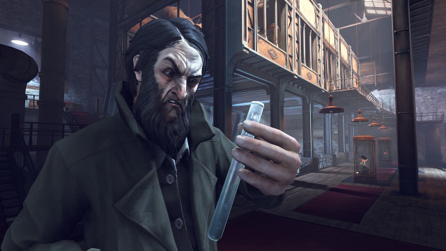 Dishonored - Definitive Edition (Steam KEY/Region Free)