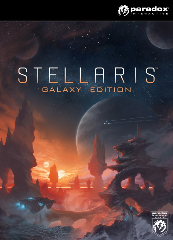 Stellaris Galaxy Edition(Steam KEY/RU&CIS)