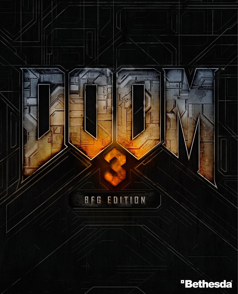 DOOM 3 BFG Edition(Steam KEY) DOOM1+2+3