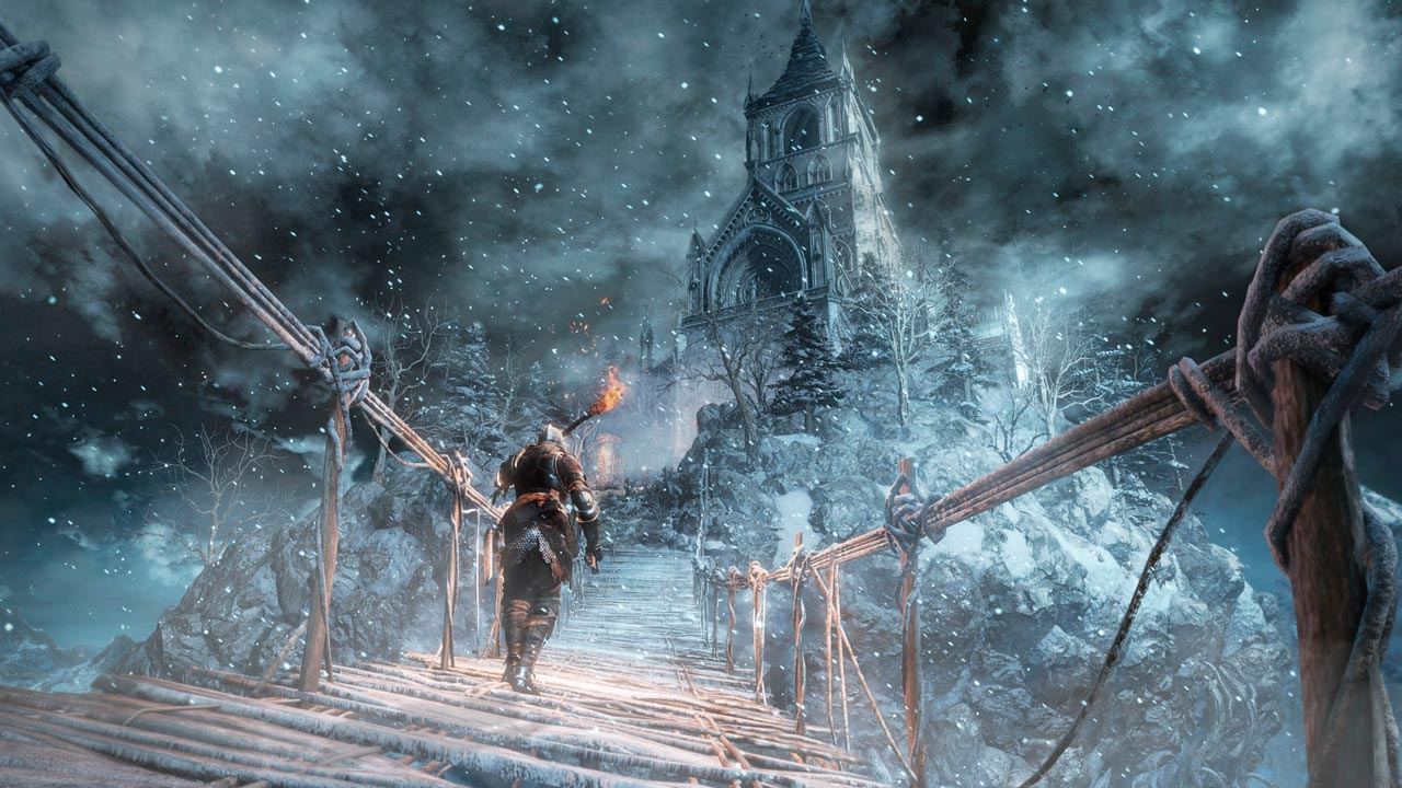 DLC-DARK SOULS III/3: Ashes of Ariandel(Steam KEY)