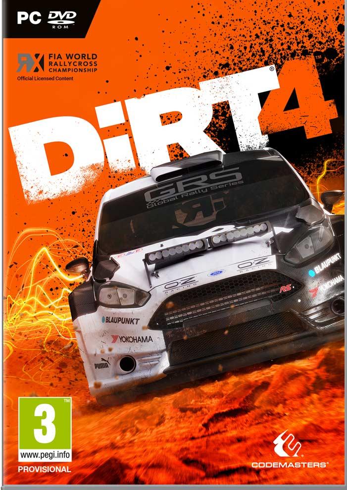 Buy Dirt 4 (Steam KEY/RU&CIS) and download