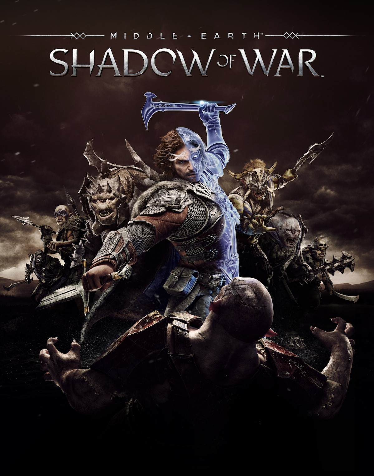 Middle-earth: Shadow of War (Seam KEY)