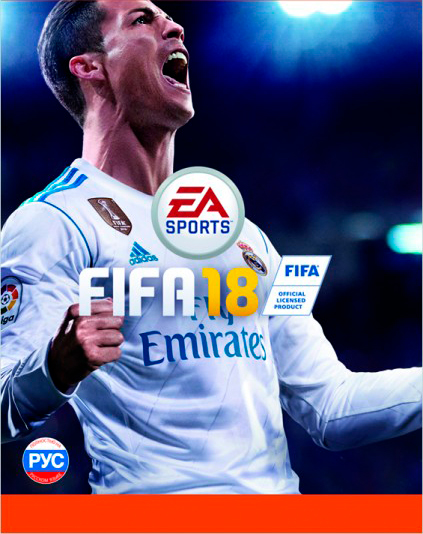 FIFA 18 (Origin/Region Free)RUSSIAN LANGUAGE