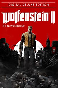 Wolfenstein II: The New Colossus Deluxe Ed. (Steam/RU)