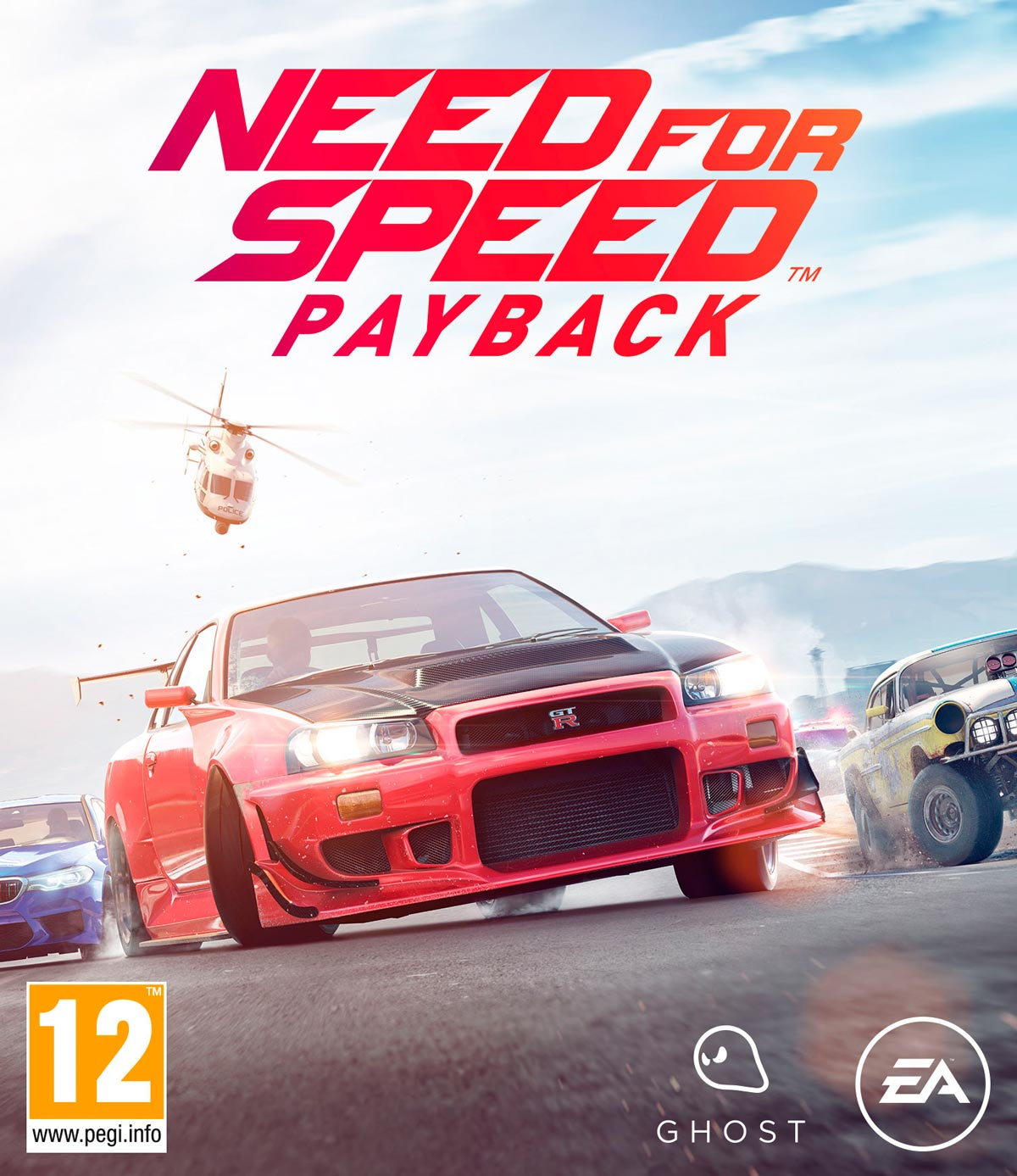 Need for speed PAYBACK(Origin/Region Free/RU LANG ONLY)