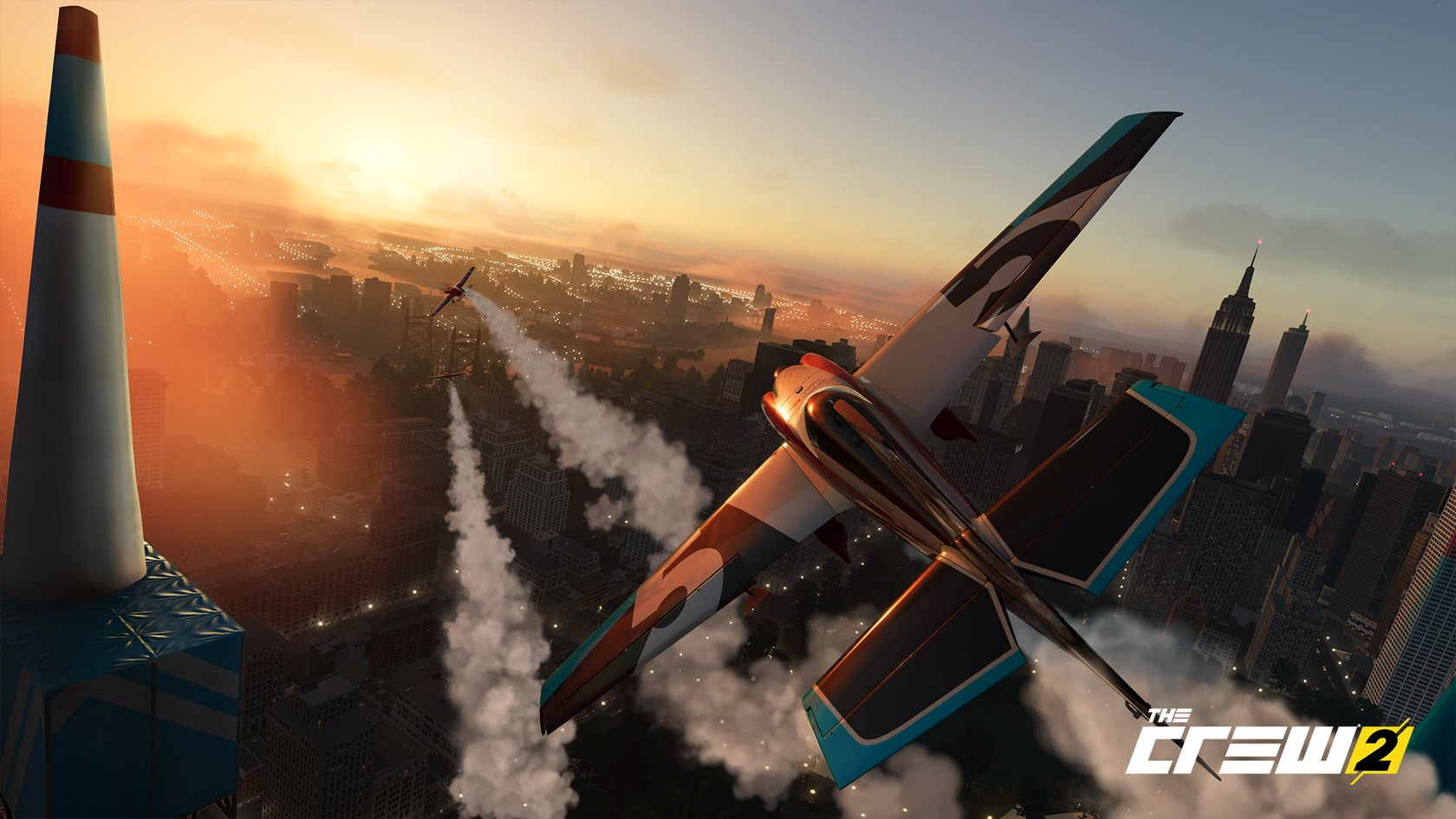 THE CREW 2 DELUXE EDITION (Uplay/RU) Motorsports Deluxe