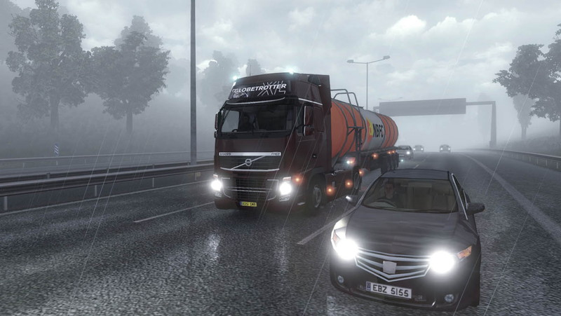 Euro Truck Simulator 2 (Steam Gift/RU&CIS)