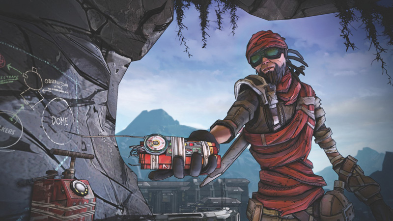 Borderlands 2 + Premier Club (Steam) + GIFT