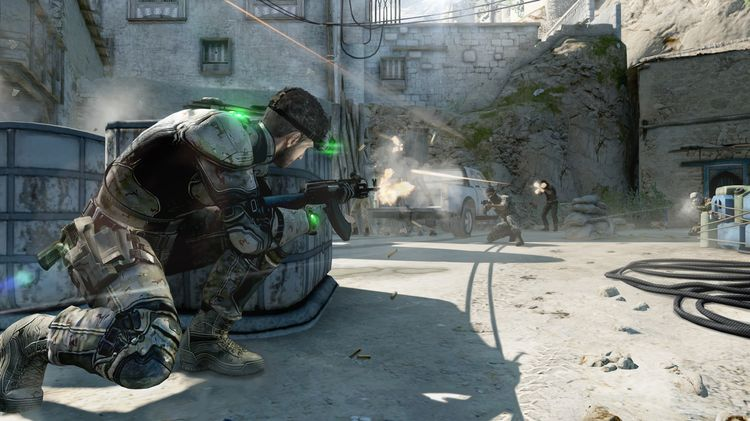 Splinter Cell: Blacklist Deluxe Edition (Uplay)